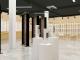 Thiết kế thi công showroom trưng bày khoá cửa và phụ kiện